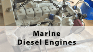 Marine Diesel Engines Button