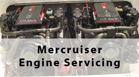 Mercruiser Engine Servicing